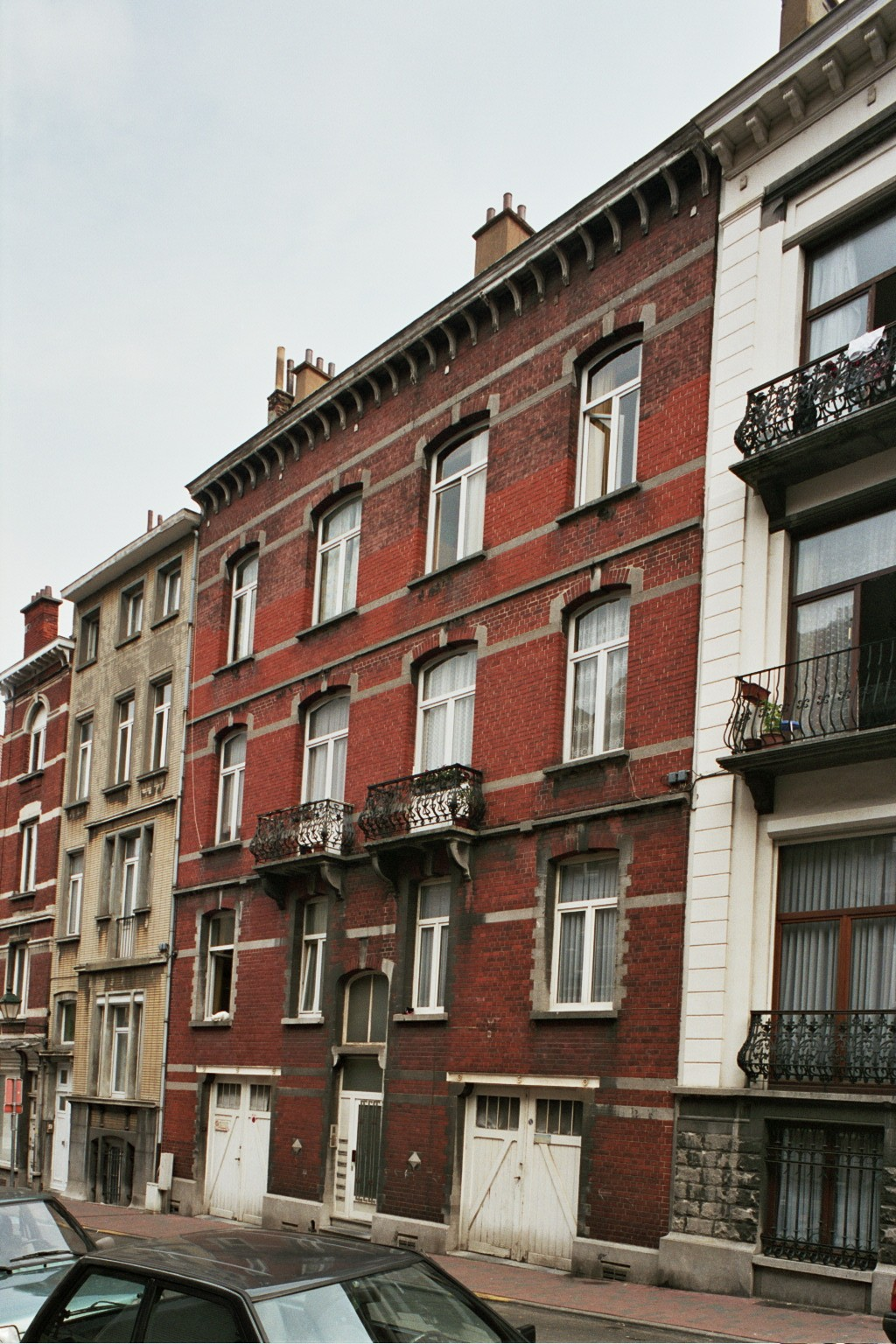 Rue de Bosnie 6-8., 2004