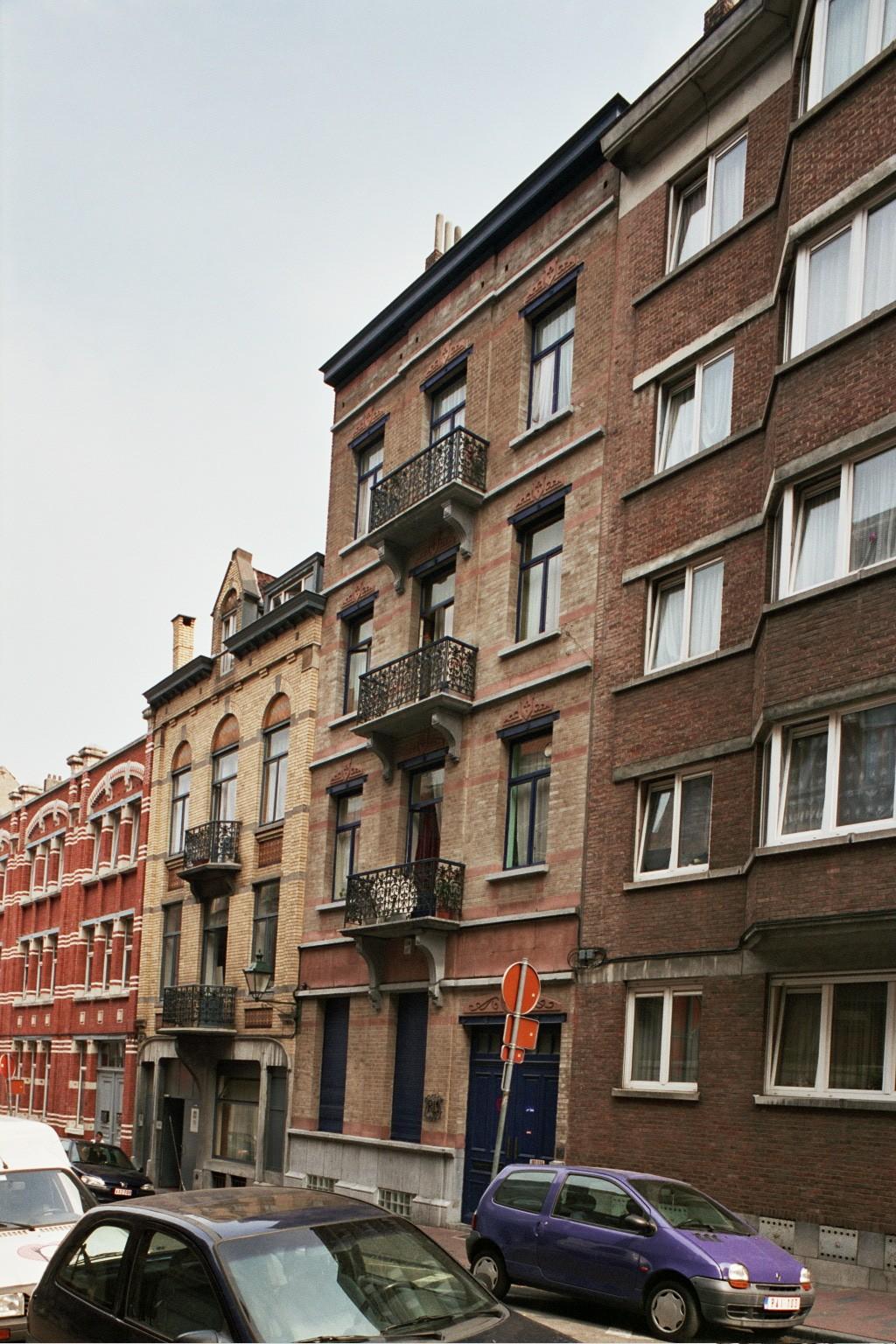 Rue de Bosnie 26., 2004