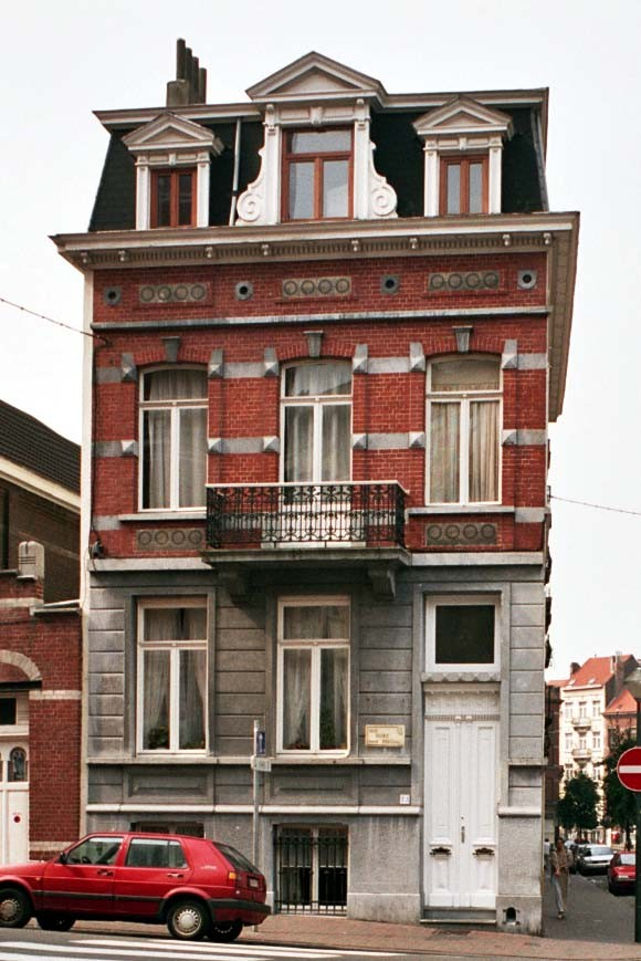 Rue de Bosnie 73., 2004