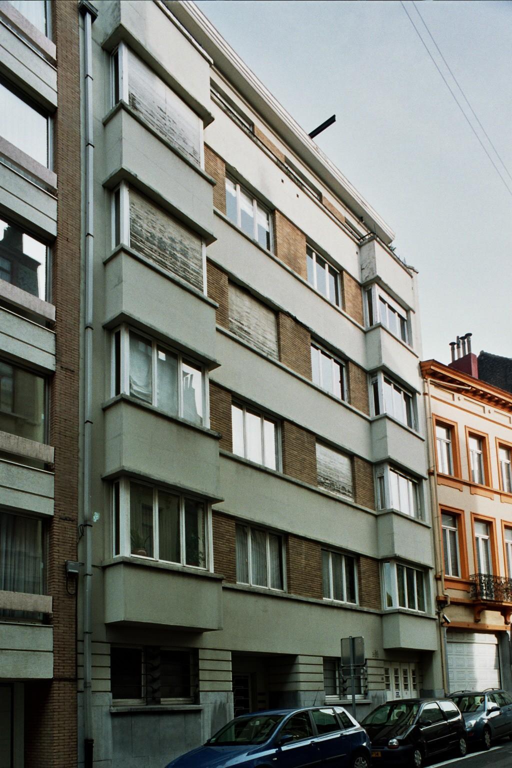 Rue Bosquet 35-37., 2004