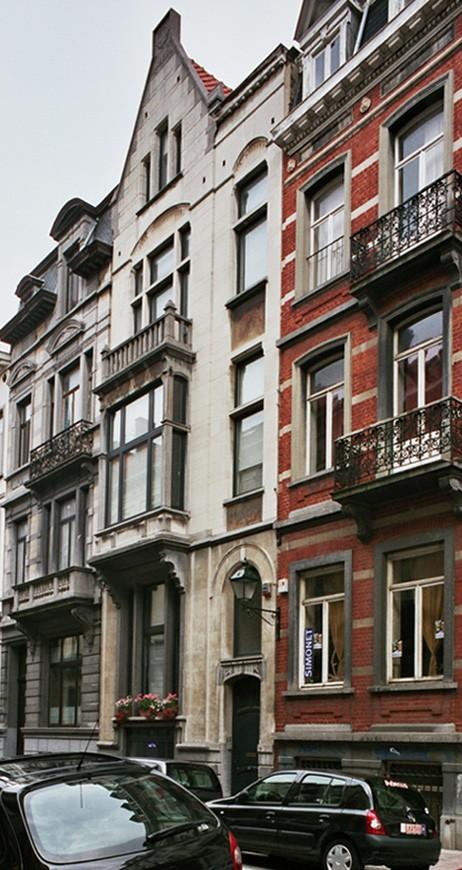Rue Capouillet 26., 2004