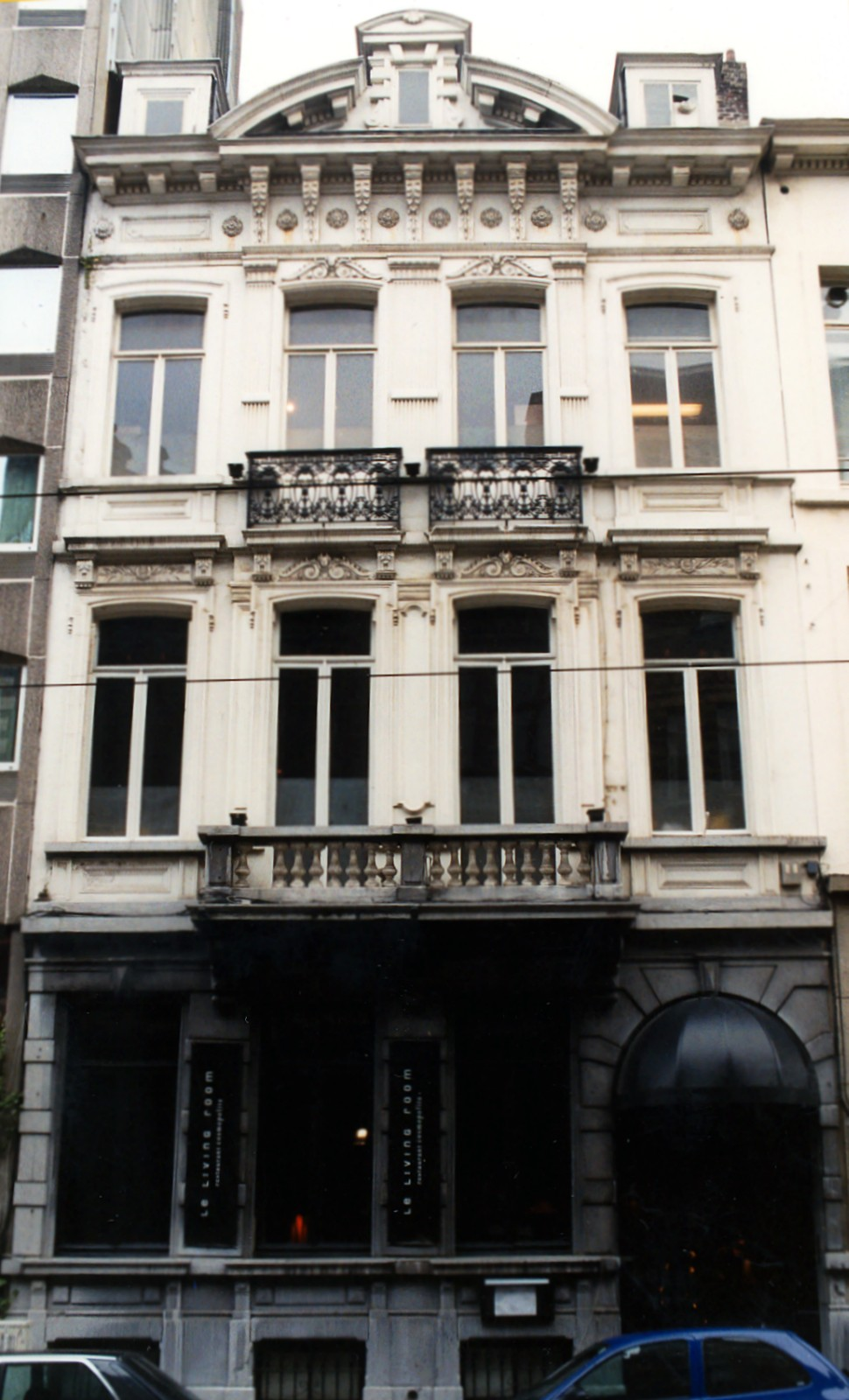Chaussée de Charleroi 50., 1999