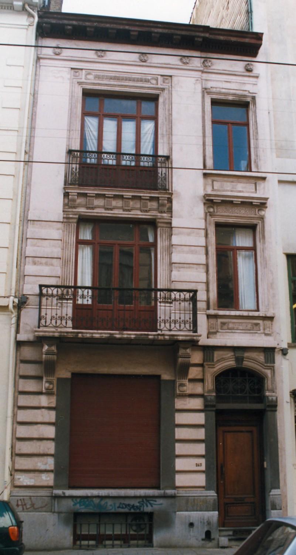 Charleroisesteenweg 243., 1998