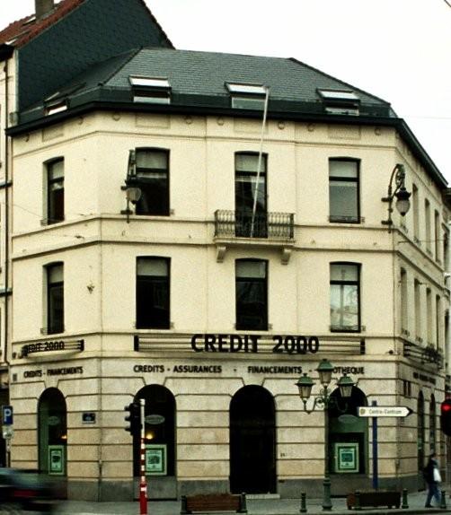 Chaussée de Charleroi 283., 2004
