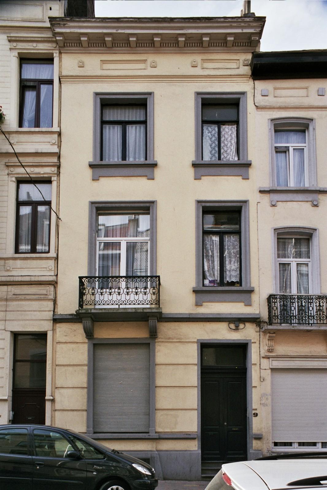 Rue Coenraets 9., 2004
