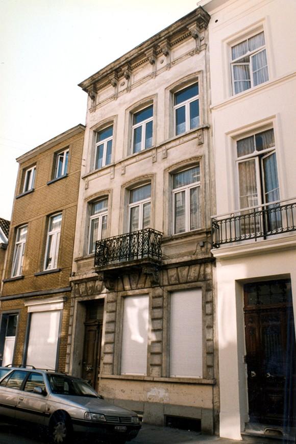 Rue Coenraets 47 (photo s.d.)