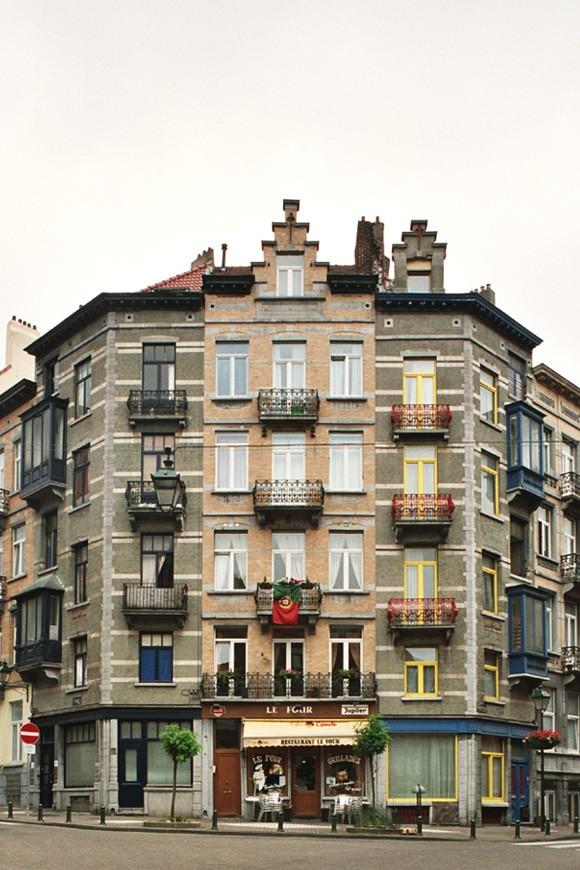 Rue Crickx 24-26, 28-30, 32 et rue Gustave Defnet 42., 2004