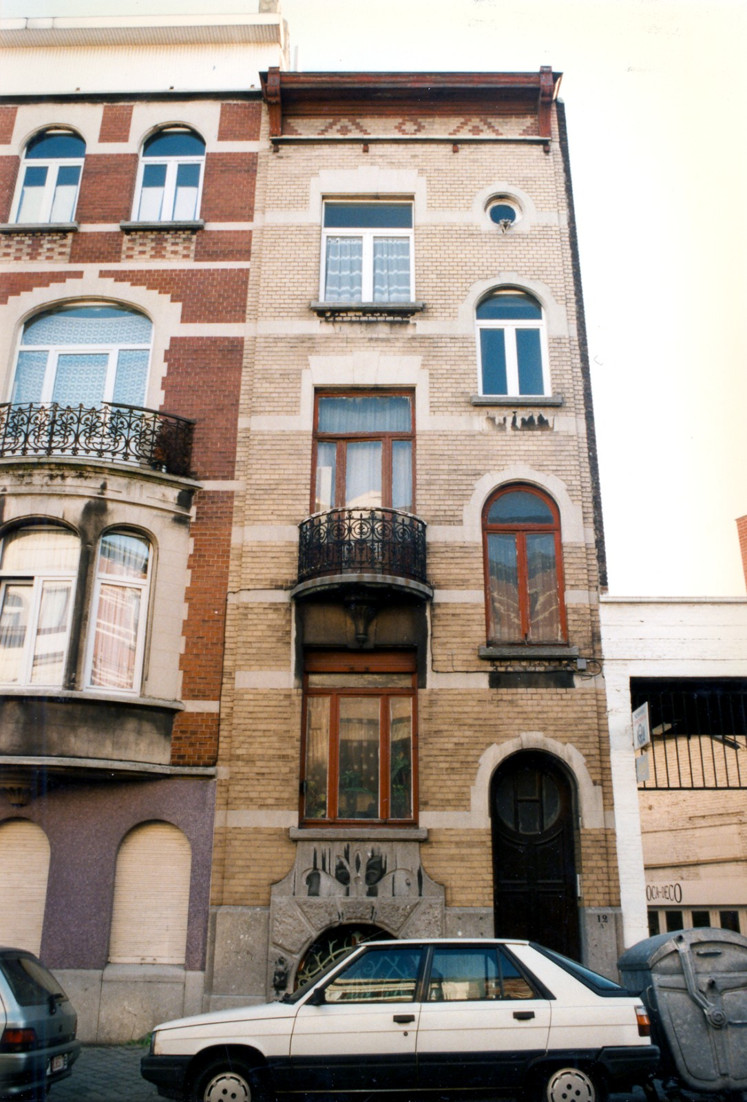 Rue du Croissant 12a., 1997