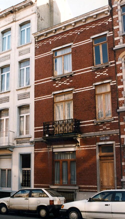 Rue du Croissant 22., 1997