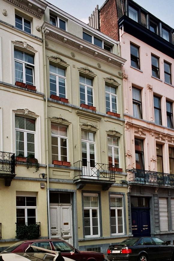 Rue de la Croix de Pierre 29., 2004