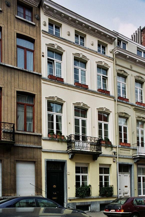 Rue de la Croix de Pierre 31., 2004
