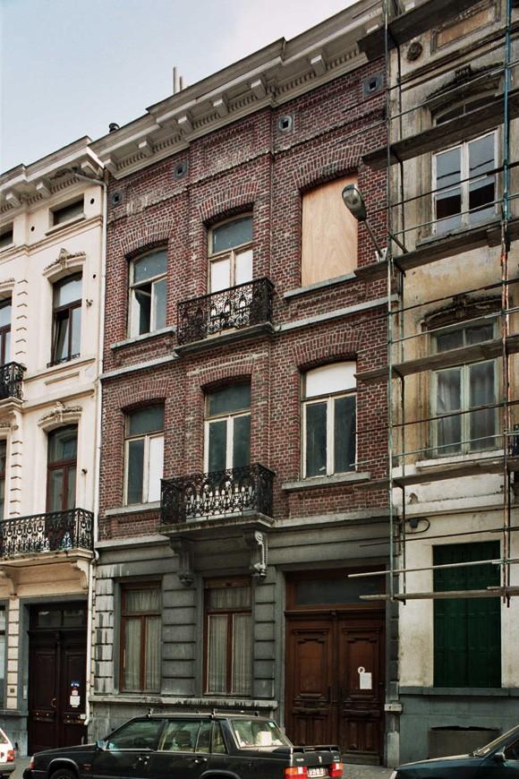 Rue de la Croix de Pierre 52., 2004