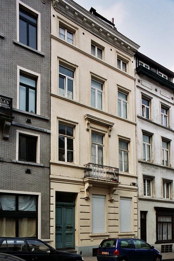 Rue de la Croix de Pierre 55., 2004