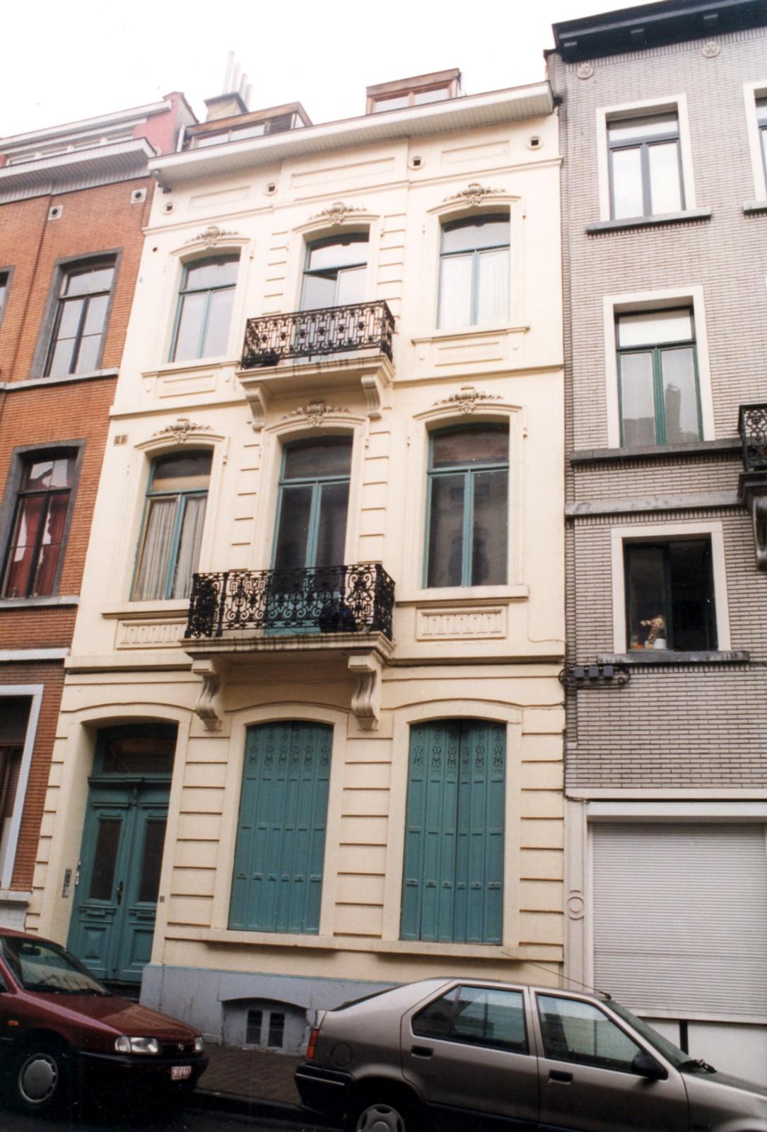Rue de la Croix de Pierre 59., 1999