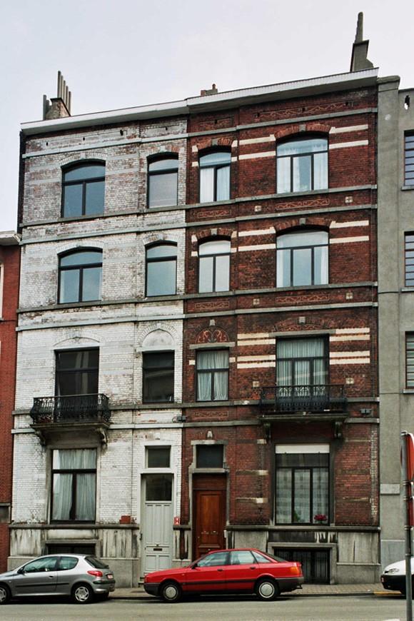 Rue de la Croix de Pierre 62 et 64., 2004
