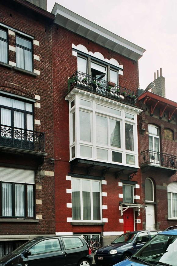 Rue de la Croix de Pierre 74., 2004