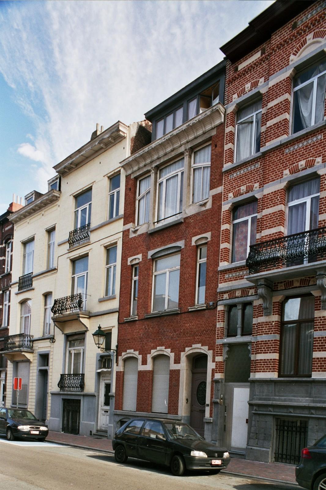 Rue du Danemark 26., 2004
