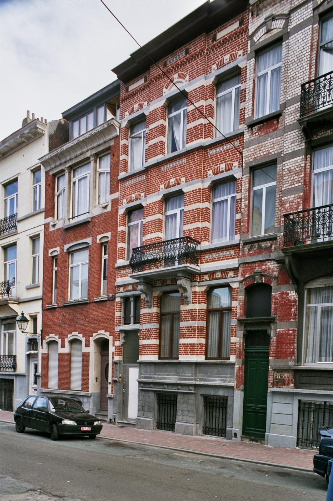 Rue du Danemark 28., 2004