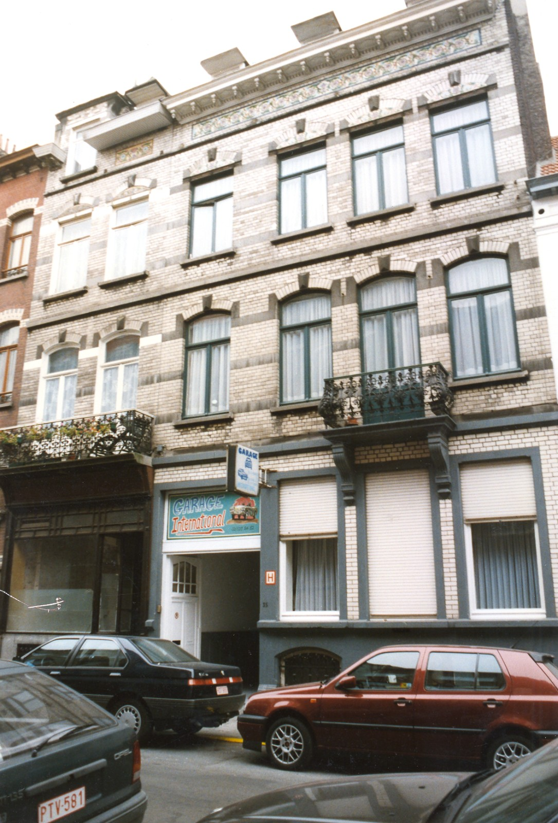 Rue du Danemark 37 et 35., 1997