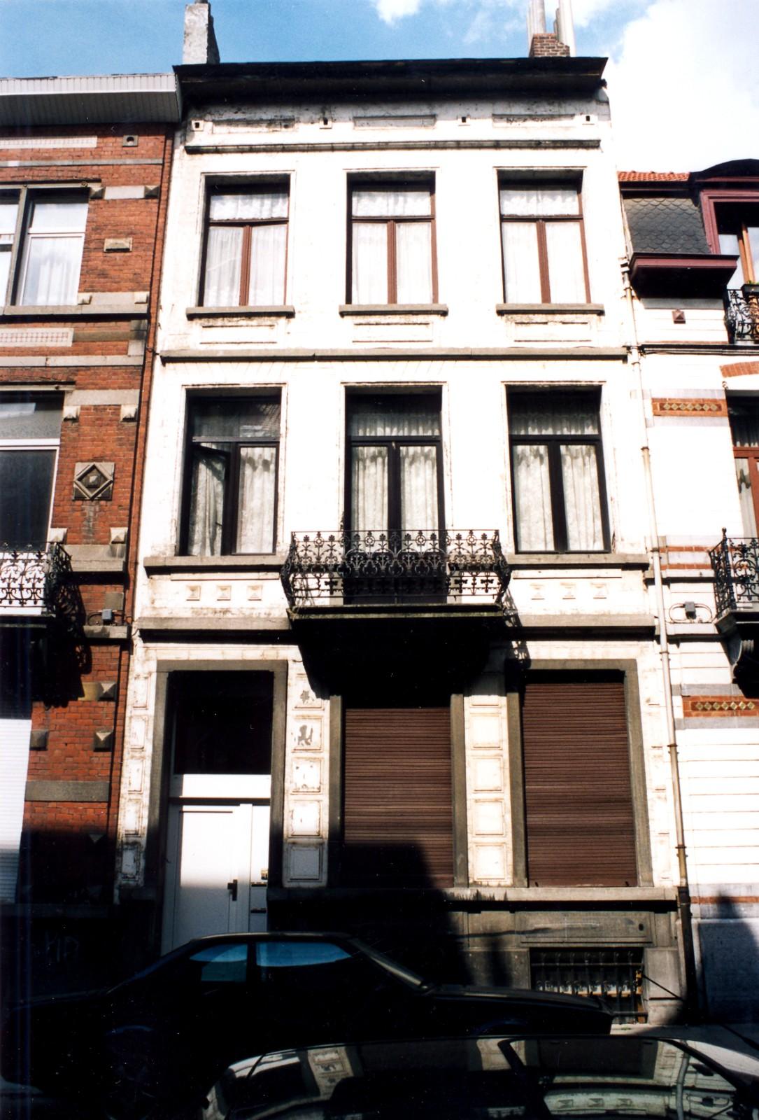 Rue du Danemark 54., 2003