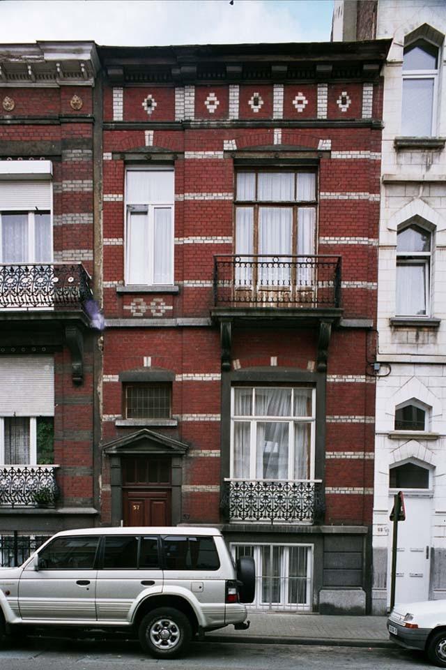 Rue du Danemark 57., 2004