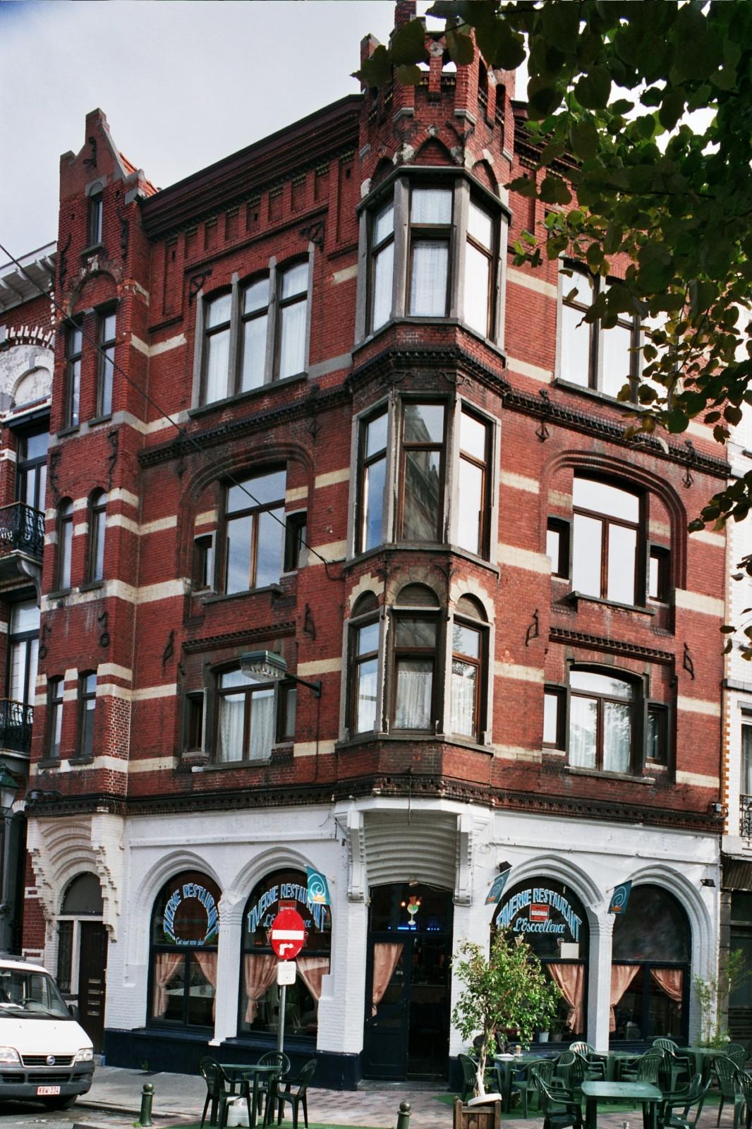 Rue du Danemark 88-90., 2004