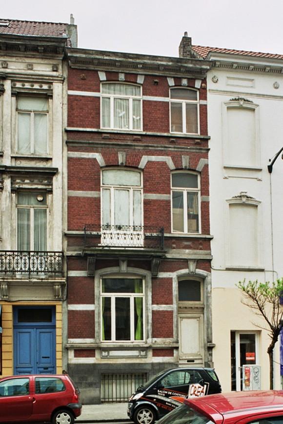 Rue Defacqz 88., 2004