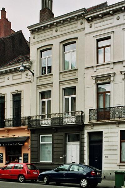 Rue Defacqz 103., 2004
