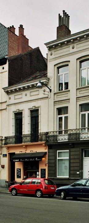 Rue Defacqz 105., 2004