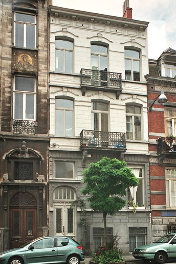 Rue Defacqz 144., 2004