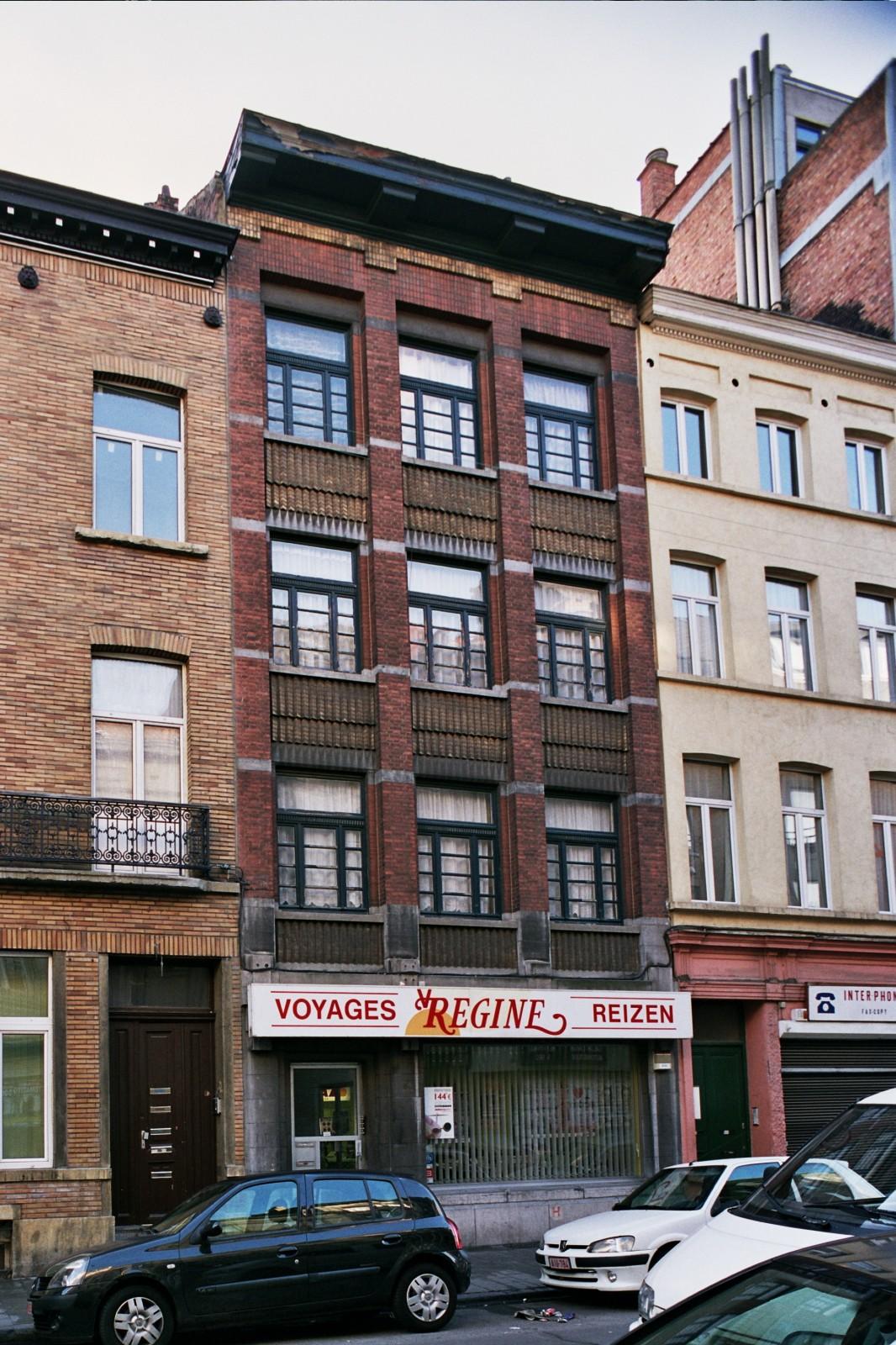 Rue de Mérode 34., 1997