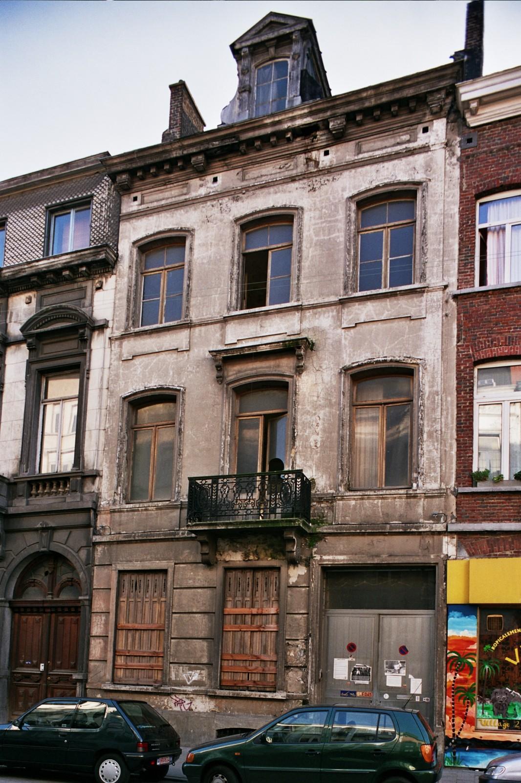 Rue de Mérode 54., 1997