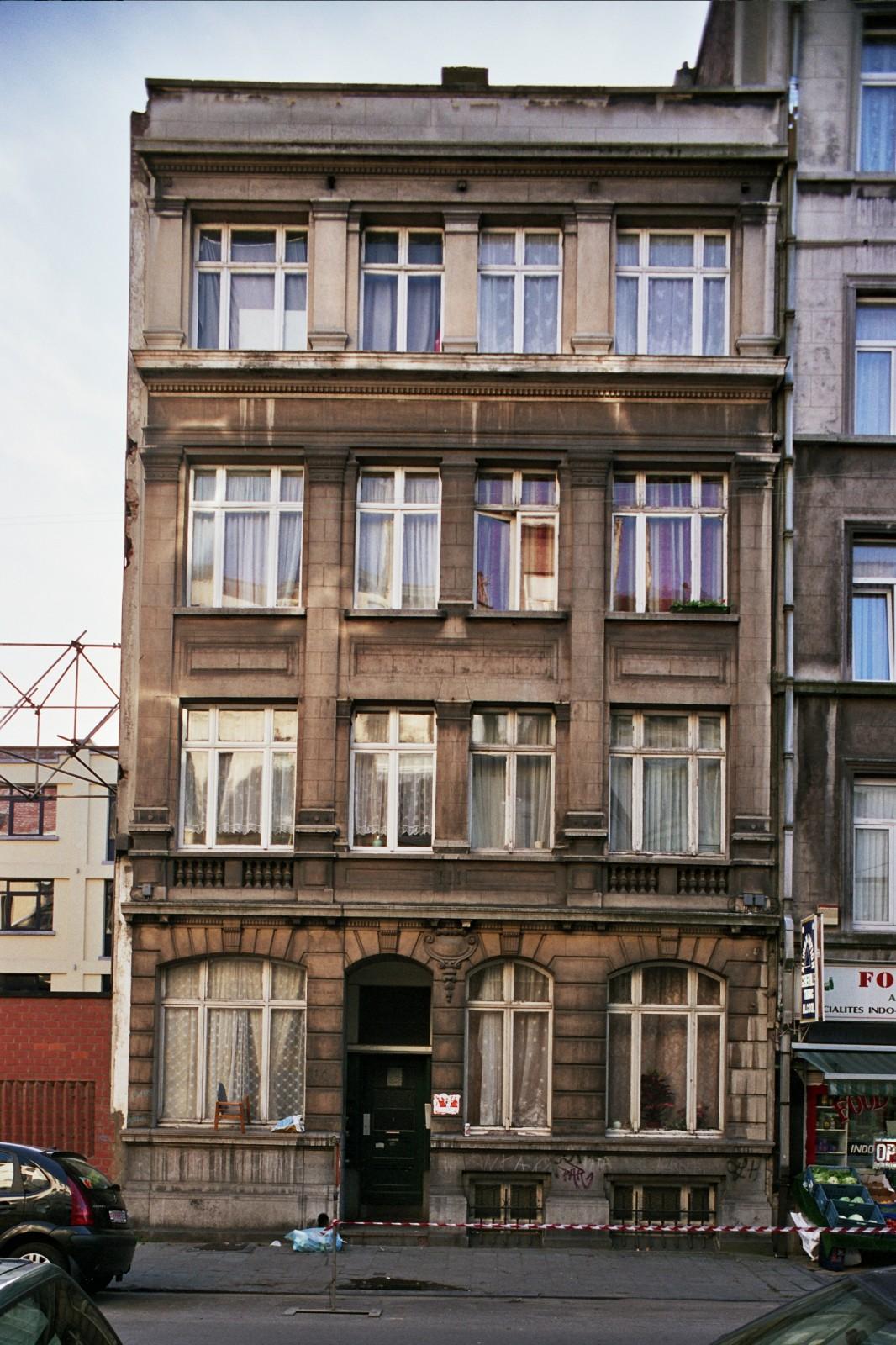 Rue de Mérode 62., 1997