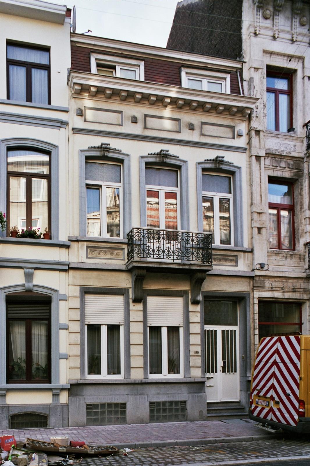 Rue de Mérode 150., 2004