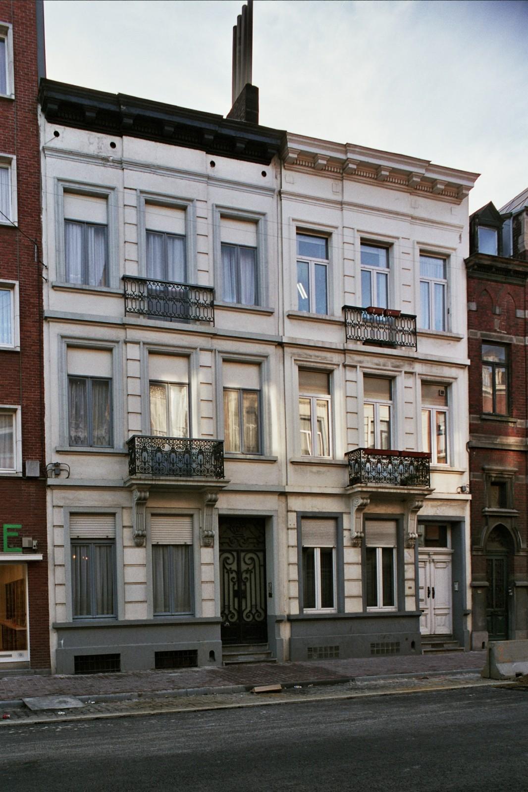 Rue de Mérode 162 et 164., 2004