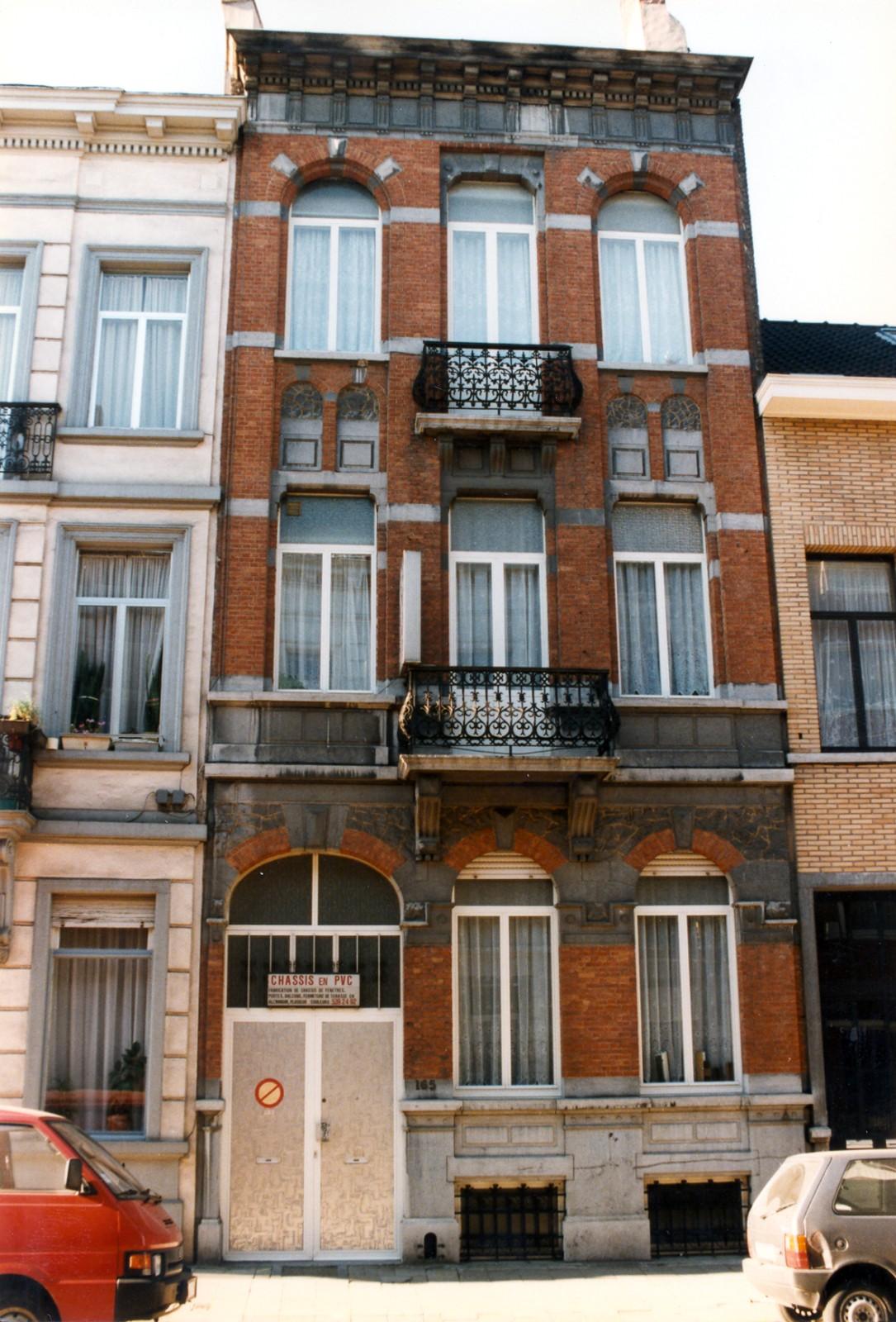 de Mérodestraat 165., 1997