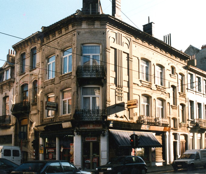 Rue de Mérode 182, 184 et rue Théodore Verhaegen 191., 1997
