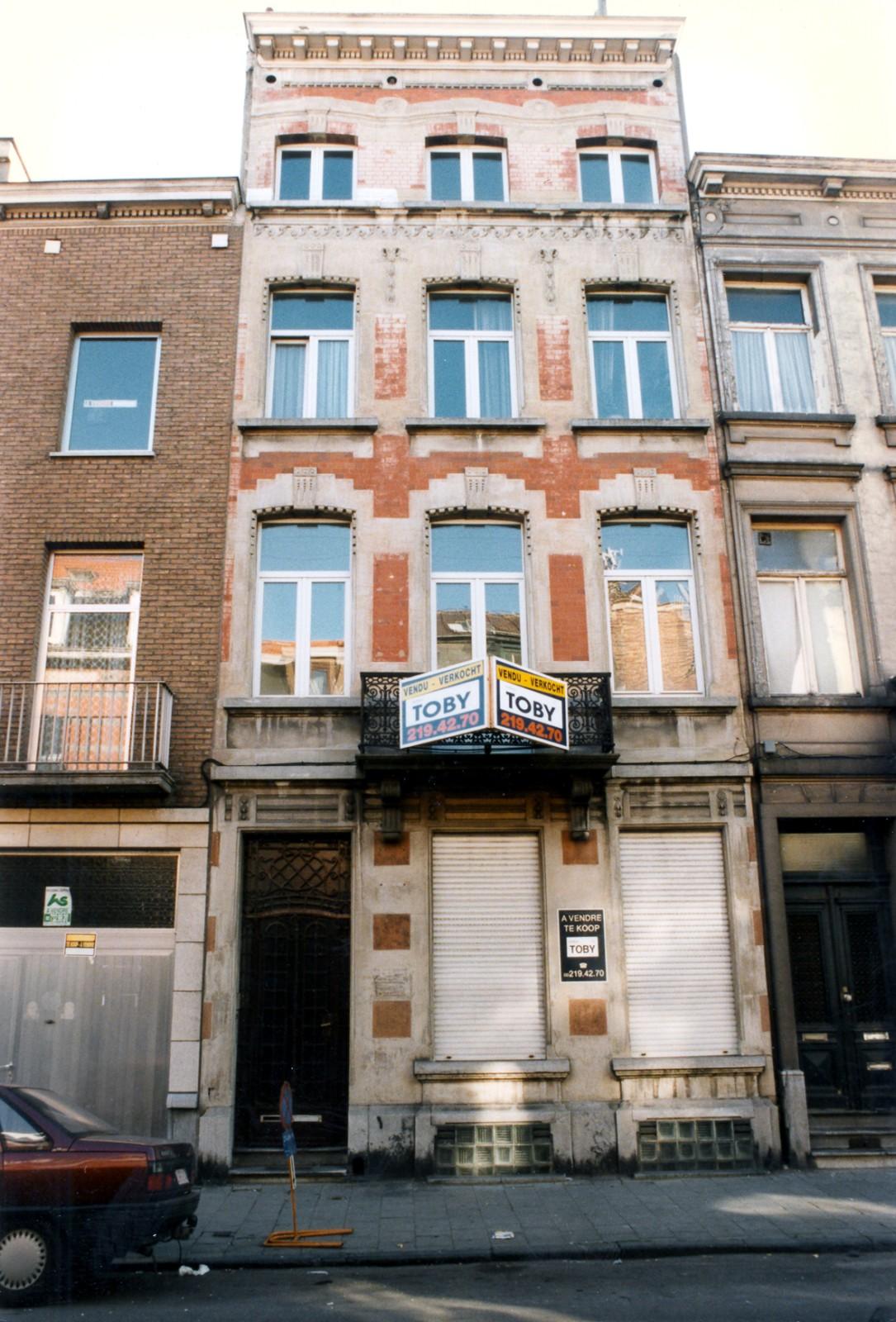 de Mérodestraat 206., 1997