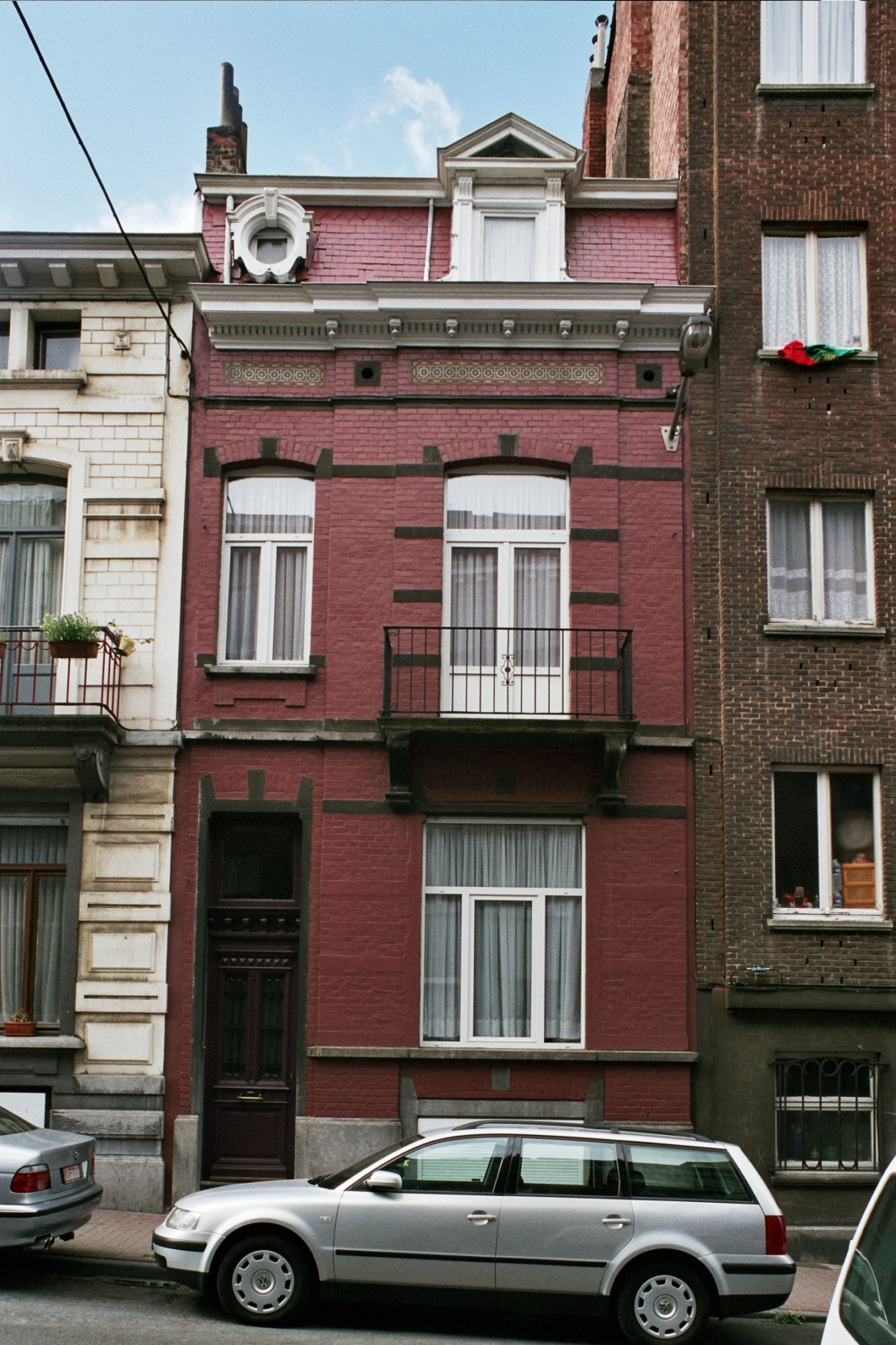 Rue Dethy 28., 2004