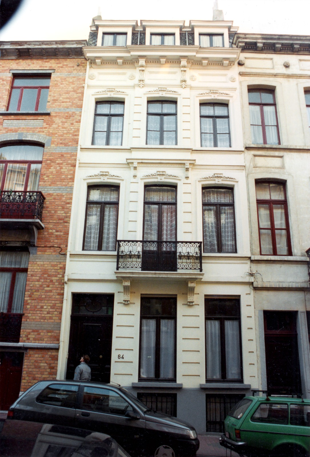 Rue Dethy 64., 1994
