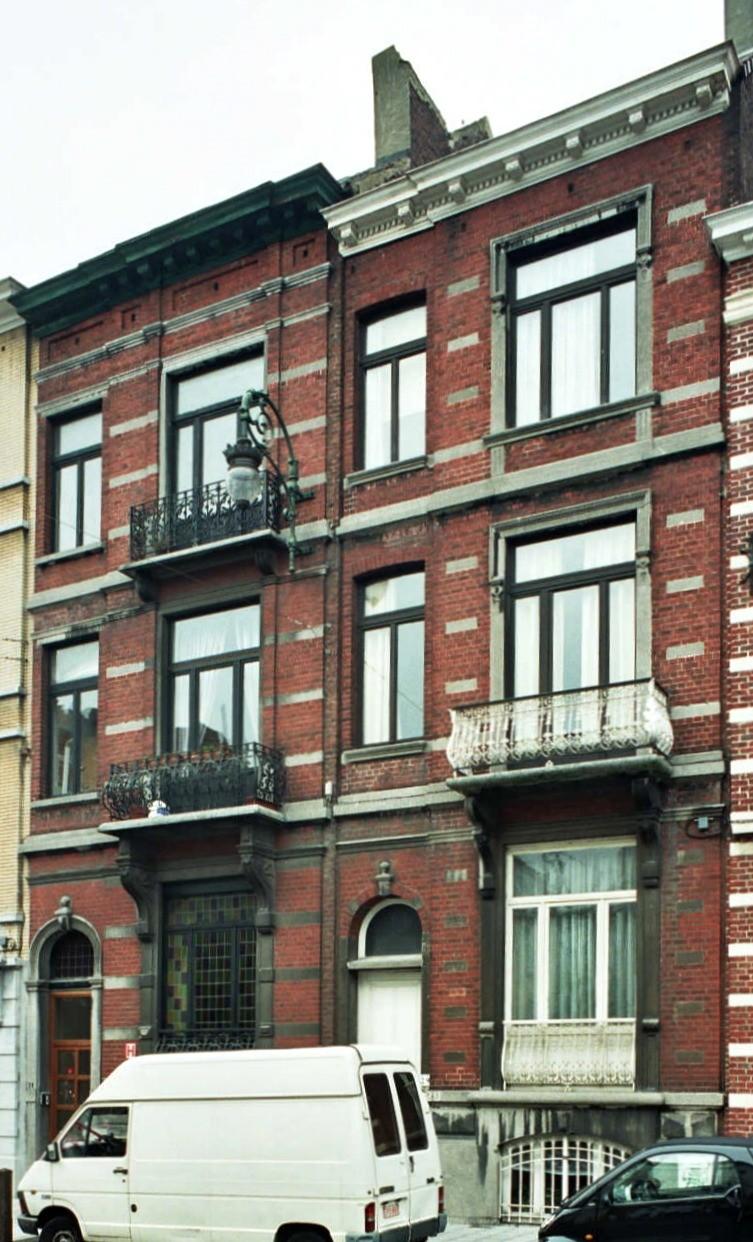 Avenue Édouard Ducpétiaux 31, 29., 2004