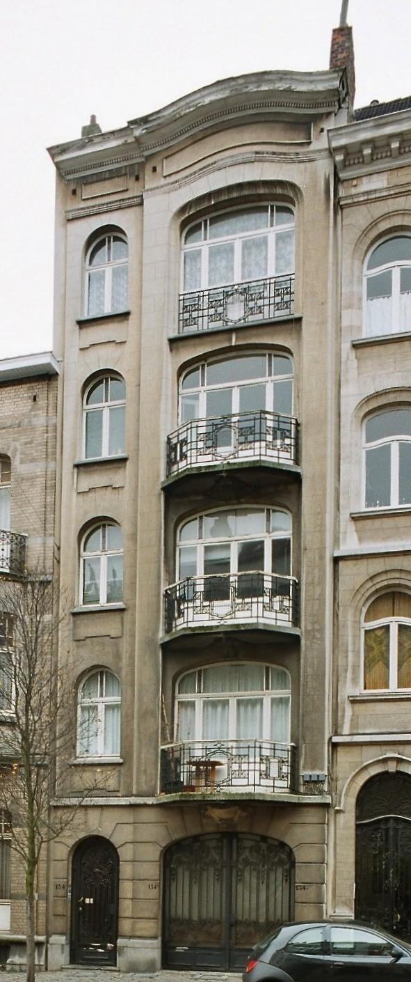 Avenue Édouard Ducpétiaux 134., 2003