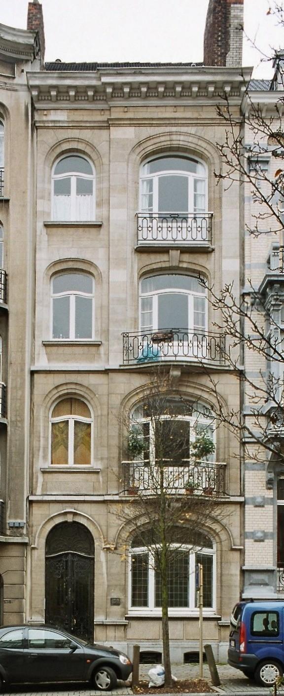Avenue Édouard Ducpétiaux 136., 2003