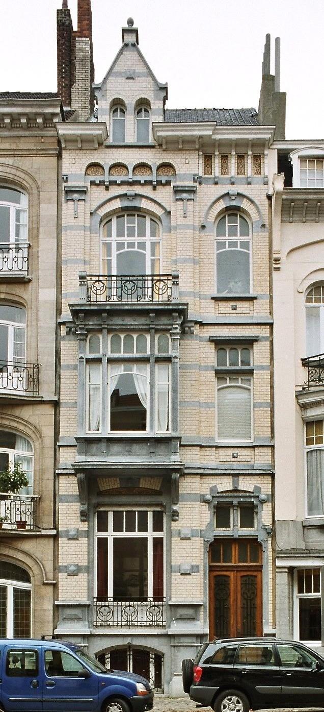 Avenue Édouard Ducpétiaux 138., 2003