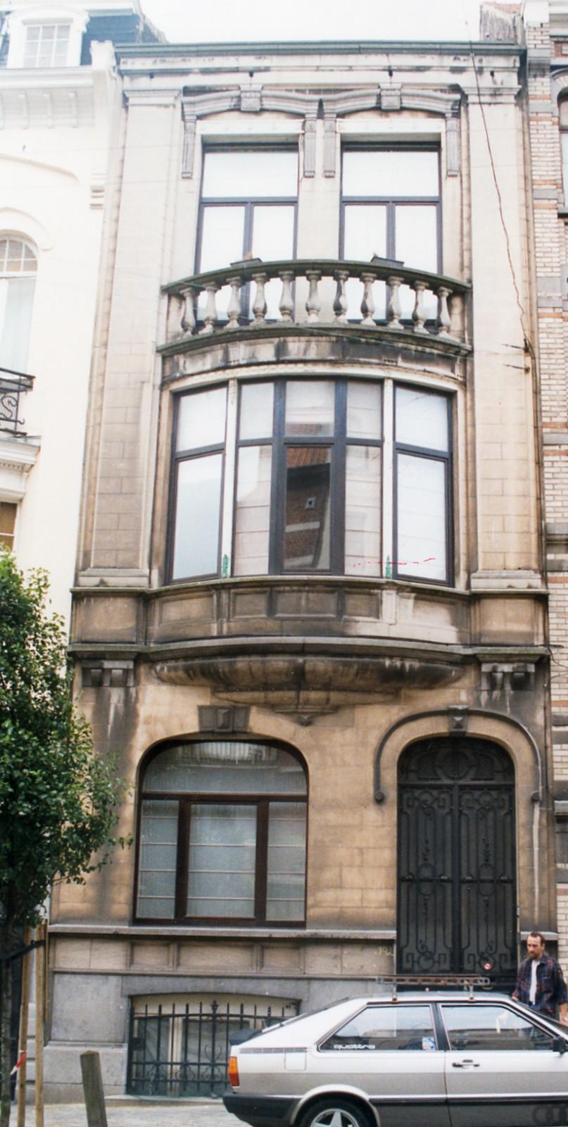 Avenue Édouard Ducpétiaux 142., 1998