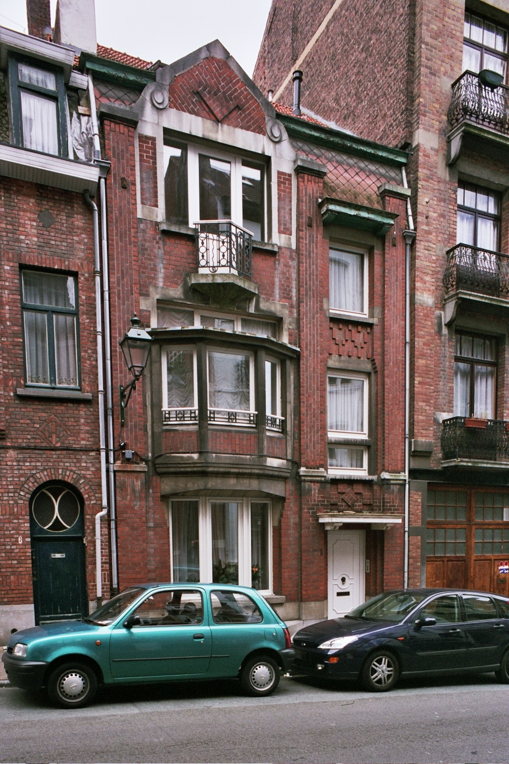 Rue Egide Walschaerts 8., 2004
