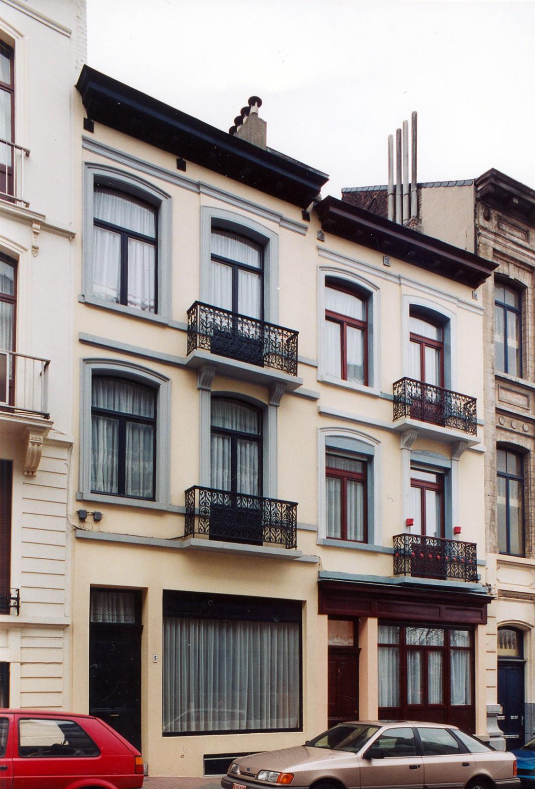 Rue d\'Espagne 5, 3., 2003
