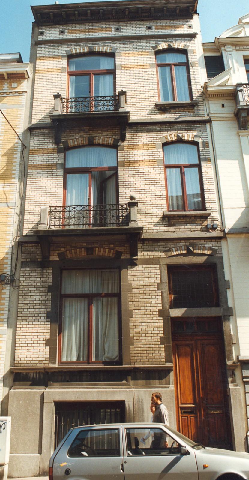 Rue d\'Espagne 18., 1998
