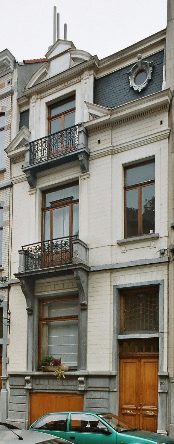 Rue d\'Espagne 20., 2003
