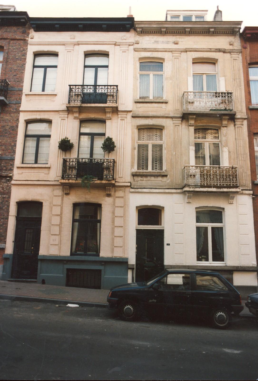 Rue d\'Espagne 25, 23., 1995